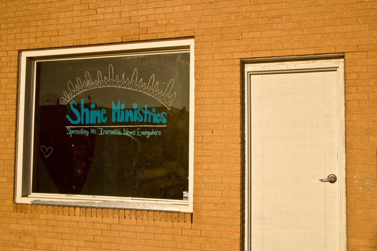 Shine Ministries