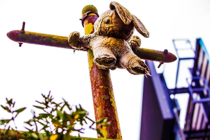 Yellow Bunny #2